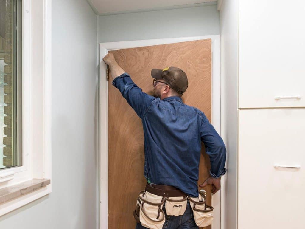 replace interior doors