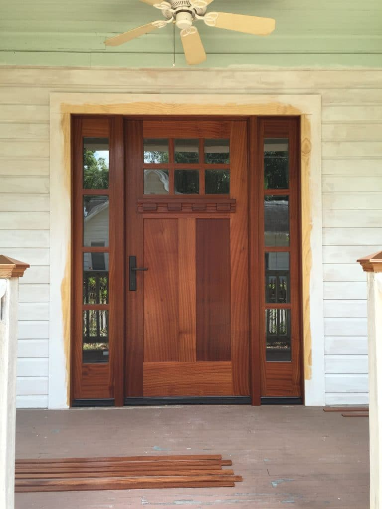 front door price