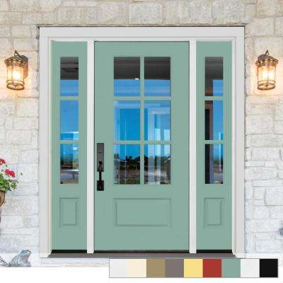 Entry Doors With Glass Inserts