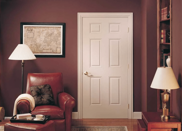 fit inteior doors to the general style