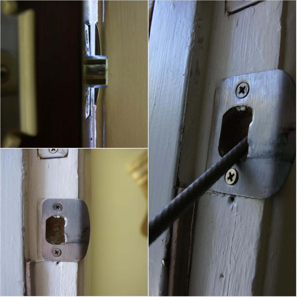 entry door problems
